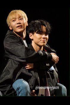 VERKWAN DAMMIT! Vernon and Seungkwan