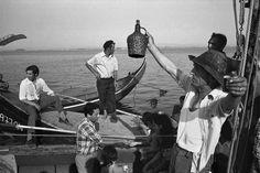 Ria de Aveiro - 1975 // Old Portugal - Josef Koudelka 1975, Vintage Party, Portuguese, Costa, Nautical, Nostalgia, In This Moment, History, Portrait