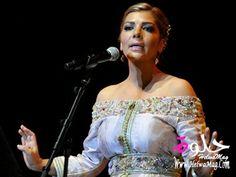 أصالة نصري تغني في فلسطين ثالث أيام العيد - Stars Magazine
