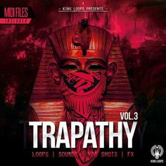Trapathy Vol.3 WAV MiDi DiSCOVER | July/09th/2017 | 286 MB 'Trapathy Vol 3' marks the last episode of this epic series bringing you nothing but the best o