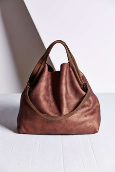 Jo Suede Shopping Bag - Urban Outfitters
