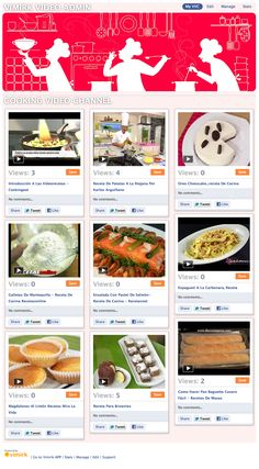 I love my new vimirk video channel on facebook... :)