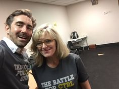 Lee and Daisy Mayer - HACF s4 Last day of shooting (July, 25 2017)