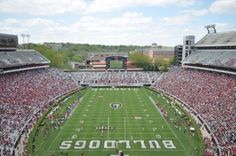 6448a9acf07 Sanford Stadium (Athens) - 2019 All You Need to Know BEFORE You Go (with  Photos) - TripAdvisor