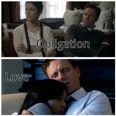 Obligation vs Love#fitz #olitz