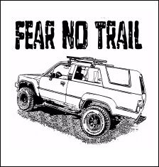 Cool shirts, hoodies, etc. for 4runner fans!
