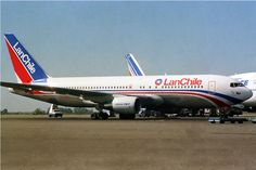 LAN Chile Boeing 767-200