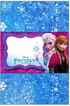 Frozen Printables FREE