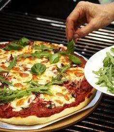 Ruoka.fi - Grillipizza