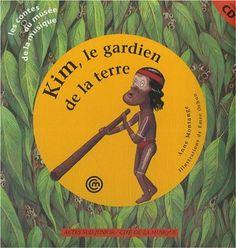 Kim, le gardien de la terre (+ 1 CD audio): Amazon.fr: Montange Anne, Ohrun Emre: Livres