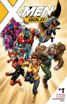 X-Men Gold #1 - Ardian Syaf