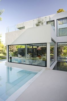 minimalism modern exterior design