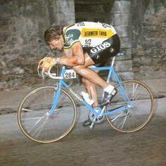 1980 Fons De Wolf, cycling