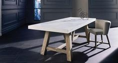 COOPER dining table from Nick Scali