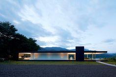 Lakeside House designed by Shinichi Ogawa & Associates