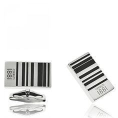 Men stainless steel Classic cufflinks - Cerruti 1881 Cerruti 1881, Cufflinks, Classic, Pens, Stainless Steel, Watches, Accessories, Nice Jewelry, Cuffs