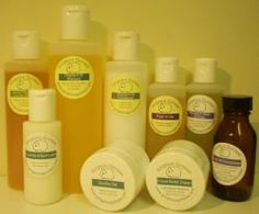 Gorgeous Guineas: shampoos & other products for guineas