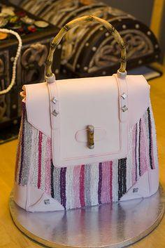 Beaded handbag cake...yes I said cake! Amazing huh?
