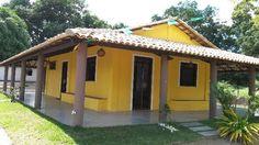 Excelente Chácara com 2/4, sala, cozinhas, wc, wc na externa, cisterna, casa de caseiro