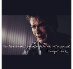 Favorite Damon Salvatore Quote