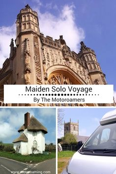 Maiden Solo Voyage - Motoroaming