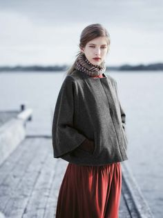 Toast AW12 Women Winter Lookbook