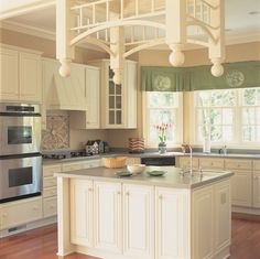 Cheerful and bright kitchen in Plan 128D-0001 | House Plans and More