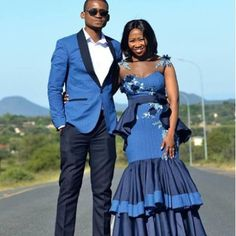 the best couples shweshwe dresses for We accept aggregate the ultimate account of couples analogous apparel account to advice booty your accord African Print Dresses, African Fashion Dresses, African Dress, African Wear, African Women, Couples African Outfits, Couple Outfits, African Wedding Attire, African Attire