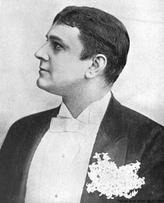 John Barrymore's father Maurice Barrymore