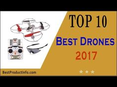 Best Drones 2017? Top 10 Best Quadcopter-Drones For Beginners With Camera - Click Here for more info >>> http://topratedquadcopters.com/best-drones-2017-top-10-best-quadcopter-drones-for-beginners-with-camera/ - #quadcopters #drones #dronesforsale #racing