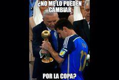 #memes #español #mundial2014 #brasil2014 #futbol #méxico #argentina #alemania #finalmundial2014 #messi