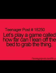 Lol do this all the time...fall?....always