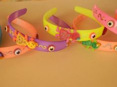 Diadema infantil. Headbands
