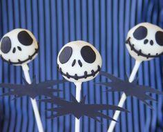 Pop cakes para halloween