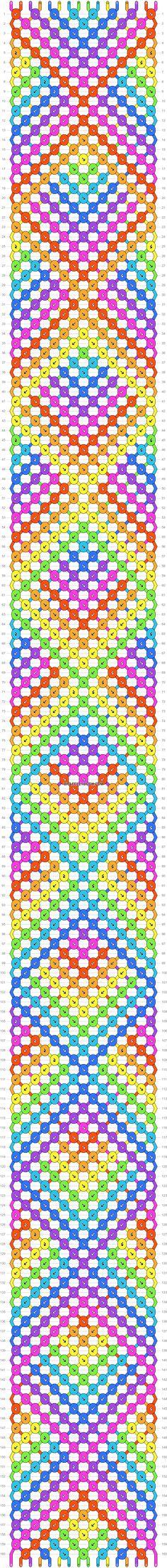 Normal pattern #37615 | BraceletBook