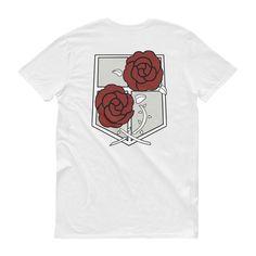 Attack On Titan The Garrison T-Shirt – Otakupicks