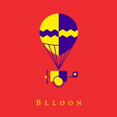 New Logo and Identity for Blloon by EdenSpiekermann