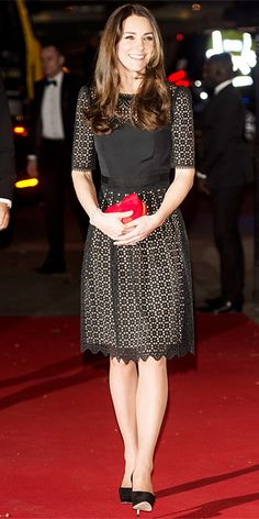 Kate Middleton's Best Looks From 2013 - December 2, 2013 from InStyle.com