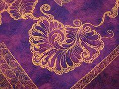 Jamie Wallen (Jamie is my quilting hero.  His Flurry of Angels designs are wonderful!  B)