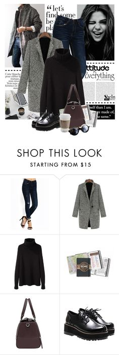 """""""Shein - Shop"""" by yexyka ❤ liked on Polyvore featuring BRONTE and La Garçonne Moderne"""