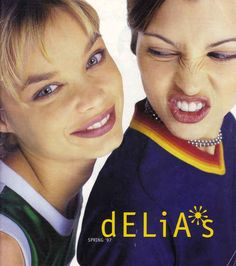 "23 Of The Most '90s Fashions From The Spring '97 Delia's Catalog.  "" I'm freakin' tellin' you!!"""