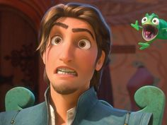 Look through some of your favorite moments from Tangled and join Rapunzel on her journey to see the lanterns Tangled Flynn, Rapunzel And Flynn, Disney Rapunzel, Disney Princes, Rapunzel Movie, Mermaid Disney, Disney Boys, Disney Art, Disney Movies