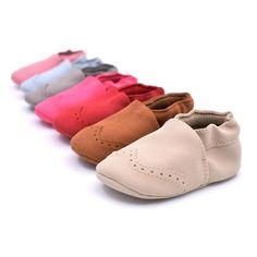 Mother & Kids 2019 New Style Genuine Leather Infant/toddler Gold Polka Dot And Flags Prewalkers Baby Boys And Girls Baby Moccasins Shoes
