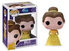 Belle Funko POP! Figure