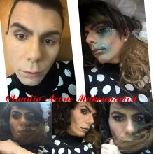 Claussino86's profile on Promoticus #makeup #makeupartist #makeupartists #dragqueen #dragqueens
