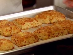 Buttermilk Cheddar Biscuits Recipe : Ina Garten : Food Network - FoodNetwork.com