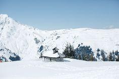 Winterwonderland Kitzbühel in Tyrol
