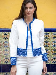 ROPA – MEXICANA Stylish Dresses For Girls, Stylish Dress Designs, Casual Dresses, Casual Outfits, Fashion Dresses, Kurta Designs, Blouse Designs, Mode Russe, Mexican Outfit