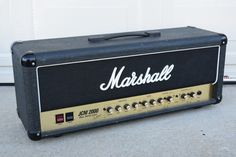 # Marshall JCM 2000 DSL 50 head 50 watt Guitar Amp excellent-used tube head please retweet