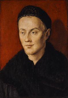 Albrecht Dürer, Ritratto di giovane, 1500-1510 circa olio su tavola, cm 43 x 29 Budapest, Szépmuvészeti Muzeum dalle collezioni imperiali di Vienna, 1848 #RaffaelloversoPicasso #Vicenza